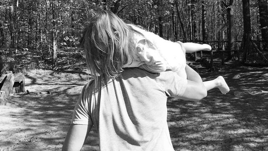 Rührende Worte an Amelia: Rocco Stark feiert Vatertag!