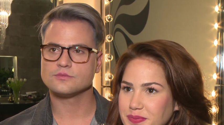 Streit im Flugzeug: So zofften sich Rocco & Angelina neulich