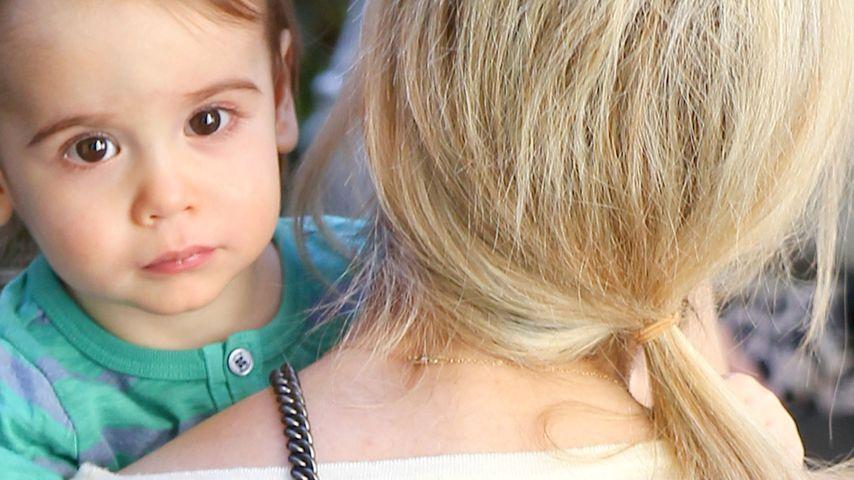 """""""Buffy""""-Sarah: Seht hier endlich ihren süßen Sohn!"""