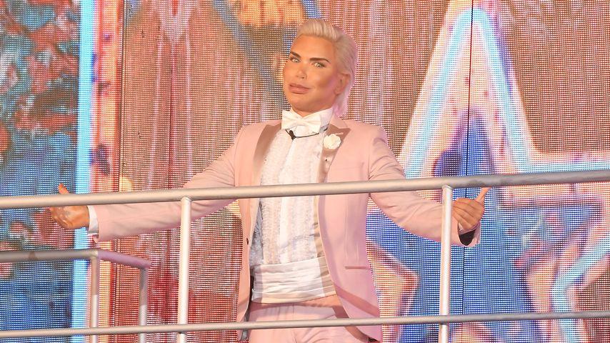 """Rodrigo Alves bei seinem Einzug ins """"Celebrity Big Brother""""-Haus"""