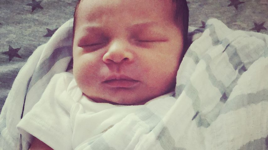 Roman Alexander-Raj Smith, Sohn von Ne-Yo