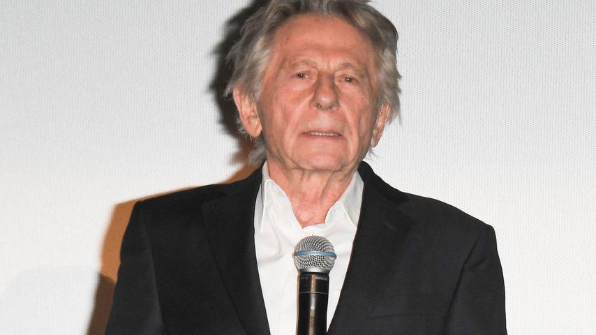 """Roman Polanski bei der Premiere von """"Intrige"""" in Paris im November 2019"""