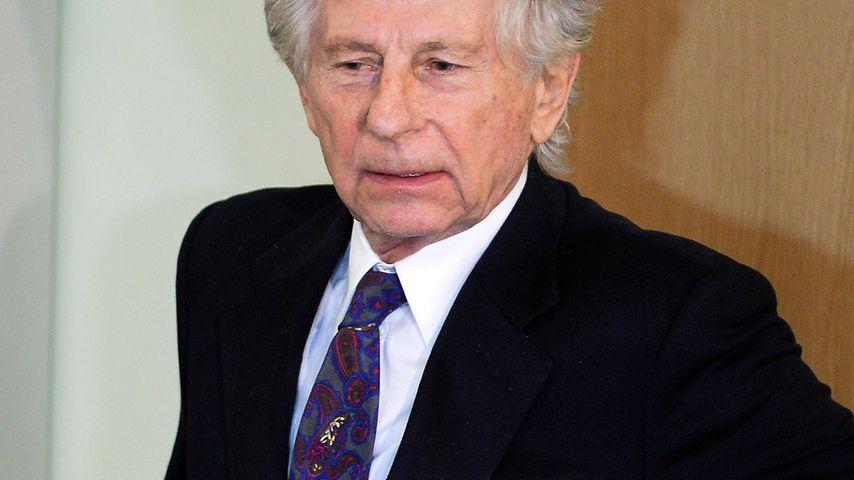 Roman Polanski vor Gericht in Krakau im Februar 2015
