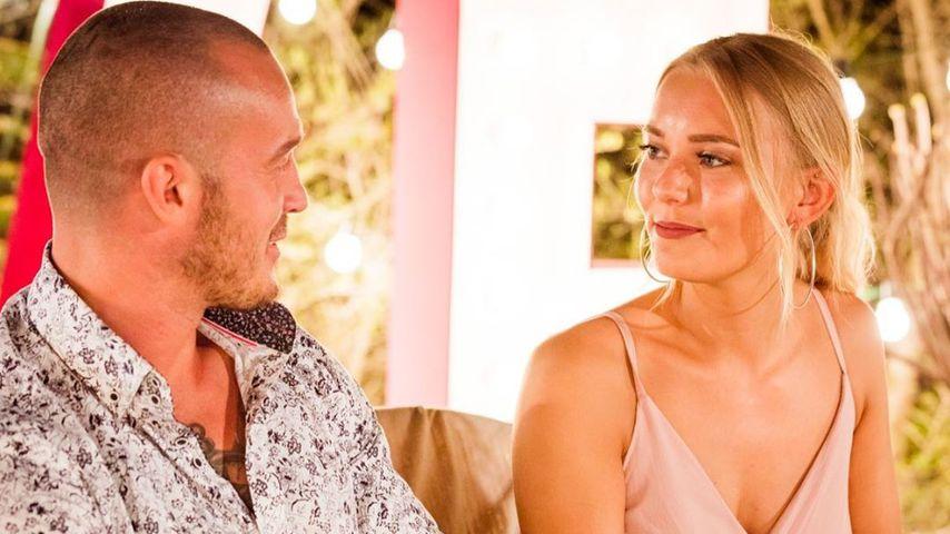 "Roman Raamo und Lina Schrader, ""Love-Island""-Couple 2019"
