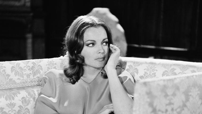 """Schauspielerin Romy Schneider 1969 am Set von """"My Lover My Son"""""""