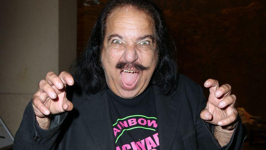 Ron Jeremy, ehemaliger Pornostar