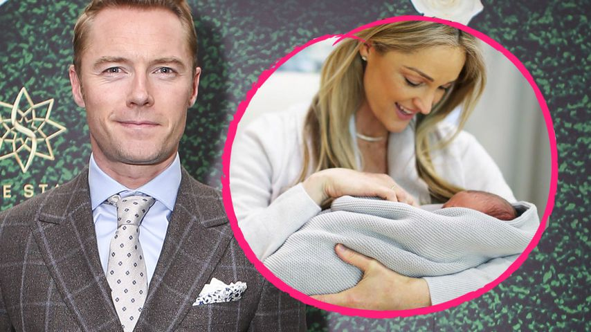 """Luckiest Man in the World"": Ronan Keating zum 4. Mal Papa!"