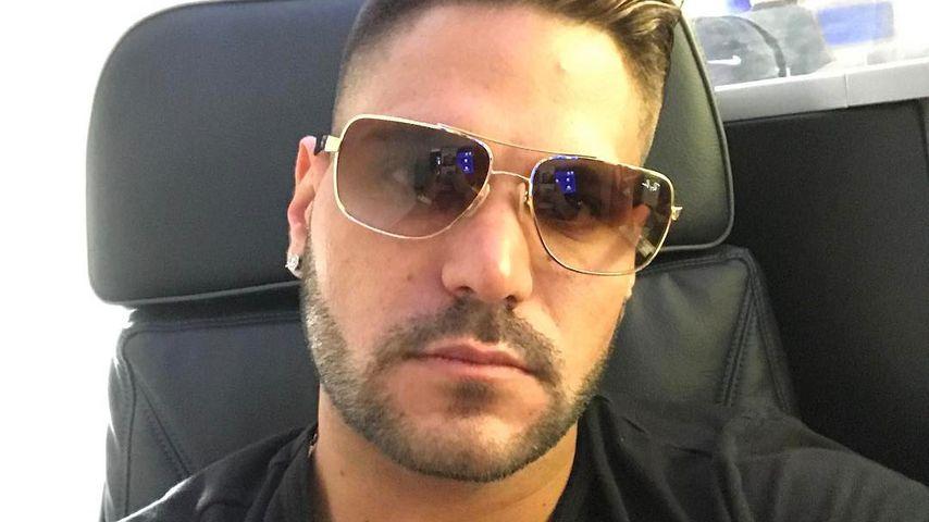 "100.000 Dollar Kaution: ""Jersey Shore""-Ronnie aus Knast raus"