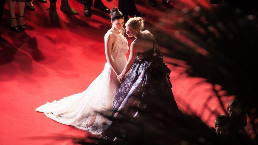 Cate Blanchett und Rooney Mara