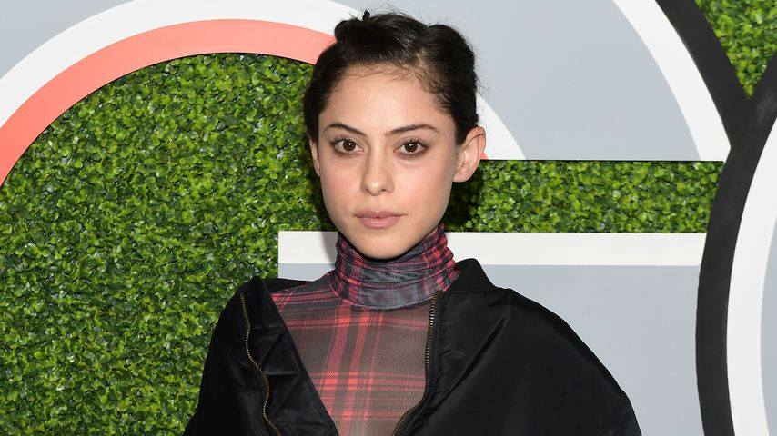 Rosa Salazar bei der GQ Men of the Year Party 2017
