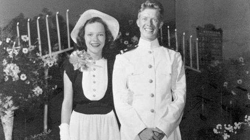 Rosalynn und Jimmy Carter
