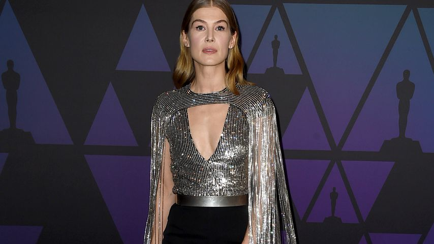 Rosamund Pike im November 2018