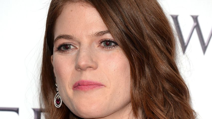 "Rose Leslie bei den ""The Olivier Awards 2017"""