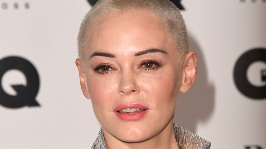 Rose McGowan bei den GQ Men of the Year Awards 2018
