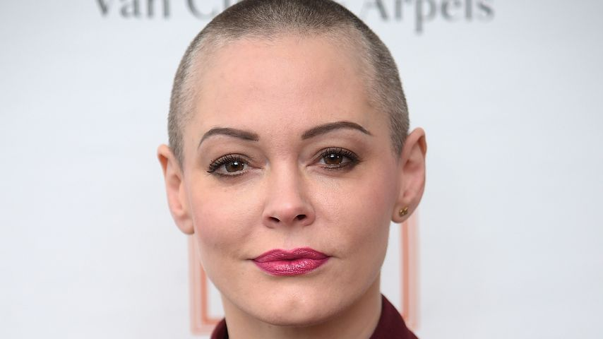 Rose McGowan beim  New York Academy Of Art's Tribeca Ball