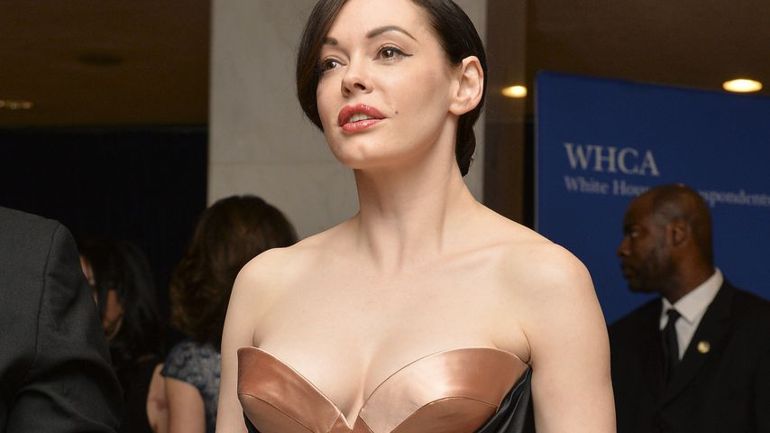 Rose McGowan, Schauspielerin