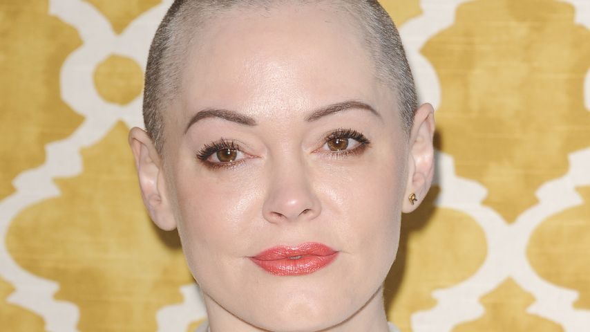 "Rose McGowan bei der Premiere von ""Confirmation"" in Los Angeles"
