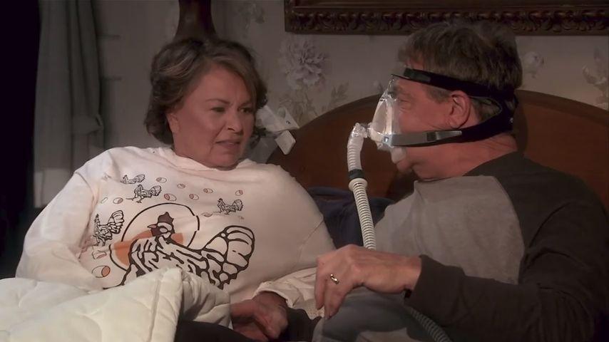 """Roseanne Barr und John Goodman im """"Roseanne""""-Trailer"""