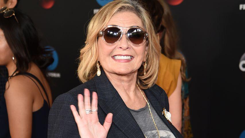 Roseanne Barr, US-amerikanische Schauspielerin