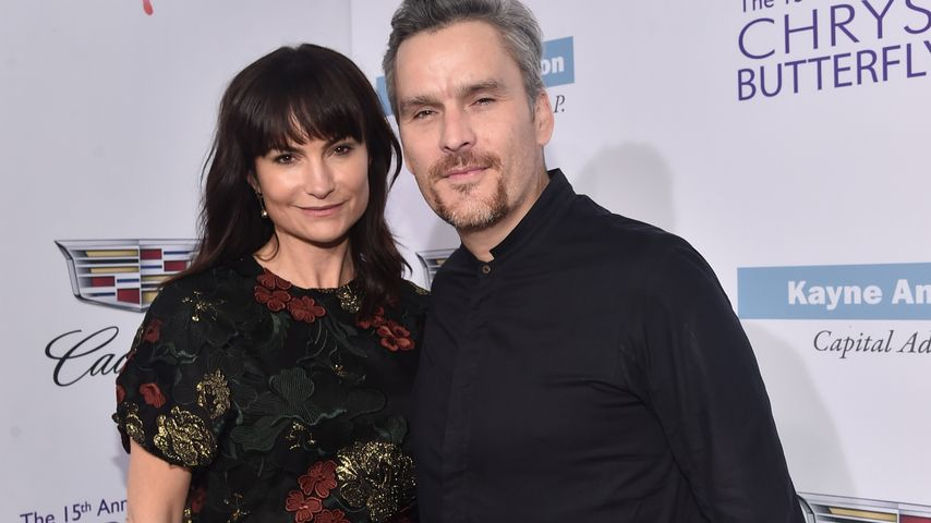"Rosetta und Balthazar Getty beim ""Butterfly Ball"" 2016"