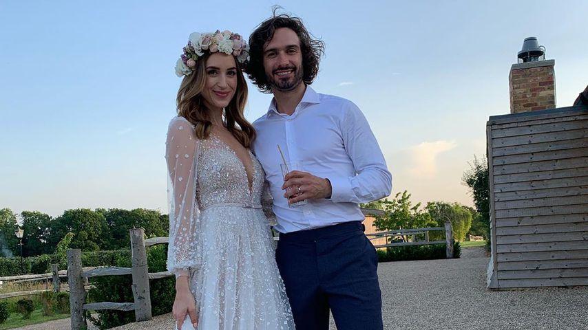 Trauung im Wald: Fitness-Guru John Wicks hat geheiratet