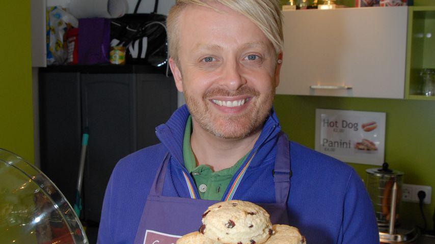 Ross Antony im Café Chillax, 2014