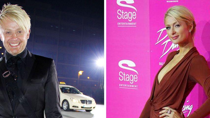 Ross Antony: Kein Fan von Paris Hilton