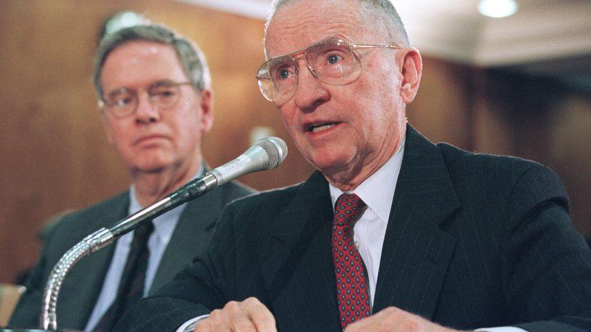 US-Politiker und Milliardär Ross Perot an Leukämie gestorben