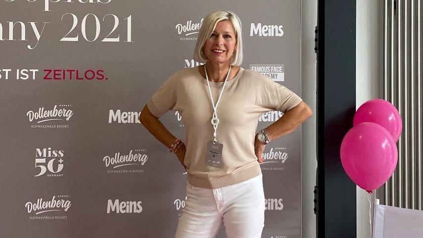 Roswitha Villwok im August 2021