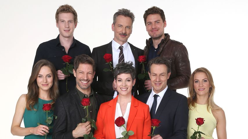 "2000. Folge! Drama oder Happy End bei ""Rote Rosen""?"