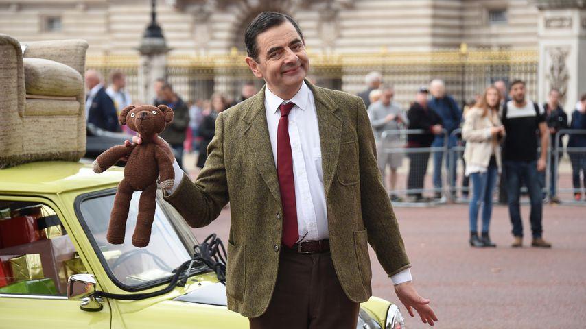 """Rowan Atkinson beim 25. Jubiläum von """"Mr. Bean"""""""