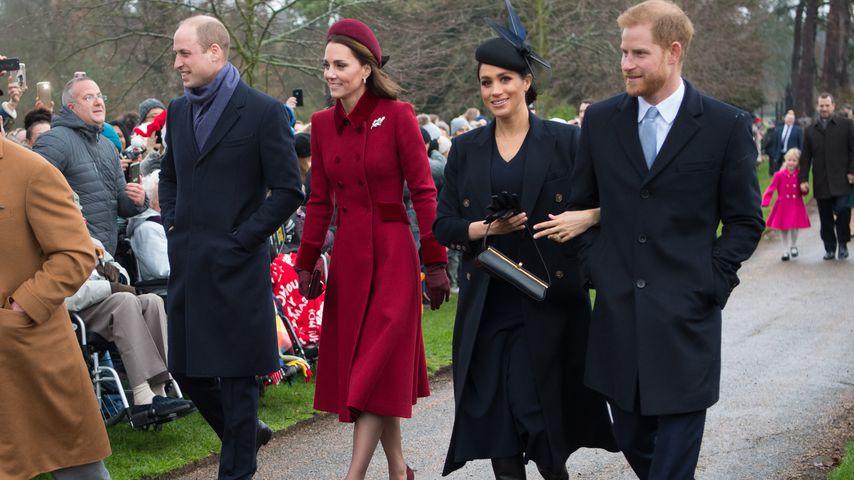 Sussexes kommen nach England: William und Kate verreisen!