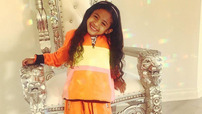 Royalty, Tochter von Chris Brown