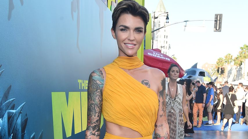 "Ruby Rose bei der Premiere von ""The Meg"" in Hollywood"
