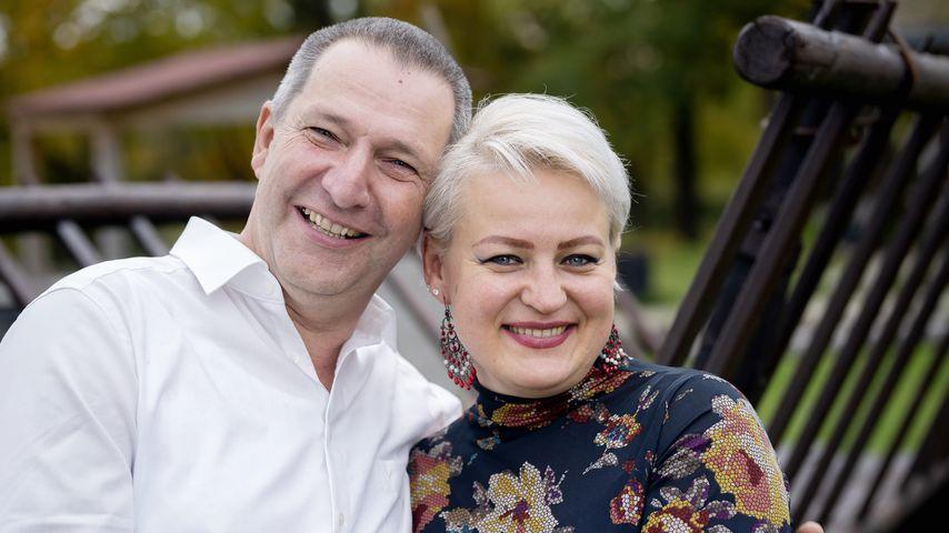 "Rüdiger und Tatjana, ""Bauer sucht Frau""-Teilnehmer 2020"