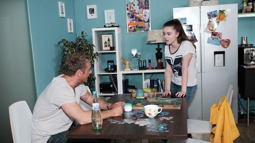"""Dramatische Szenen bei """"Unter uns"""": Lotta wird entführt!"""