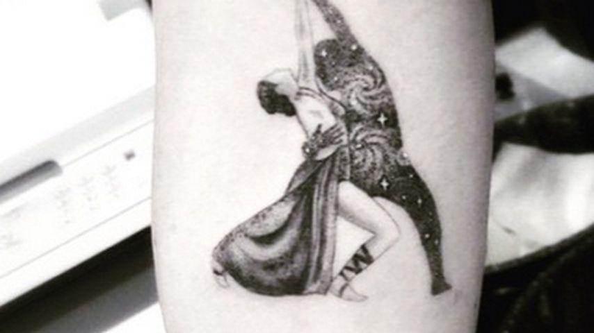 Ewige Erinnerung: Rumer Willis hat ein DWTS-Tattoo