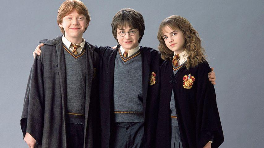 Nach Voldemort-Prequel: Hogwarts-Geschichte wird verfilmt!