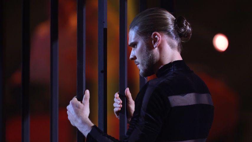 """Rúrik Gíslason, Teilnehmer bei """"Let's Dance"""" 2021"""