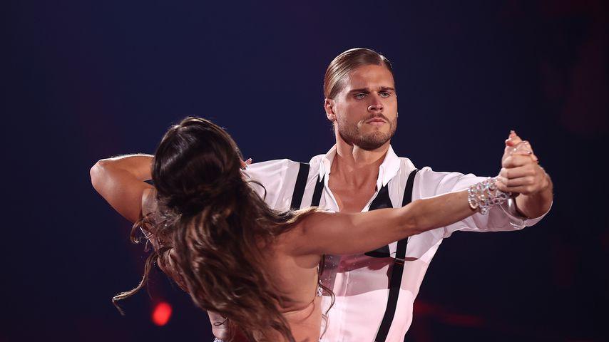 """Rúrik Gíslason und Renata Lusin bei """"Let's Dance"""" 2021"""