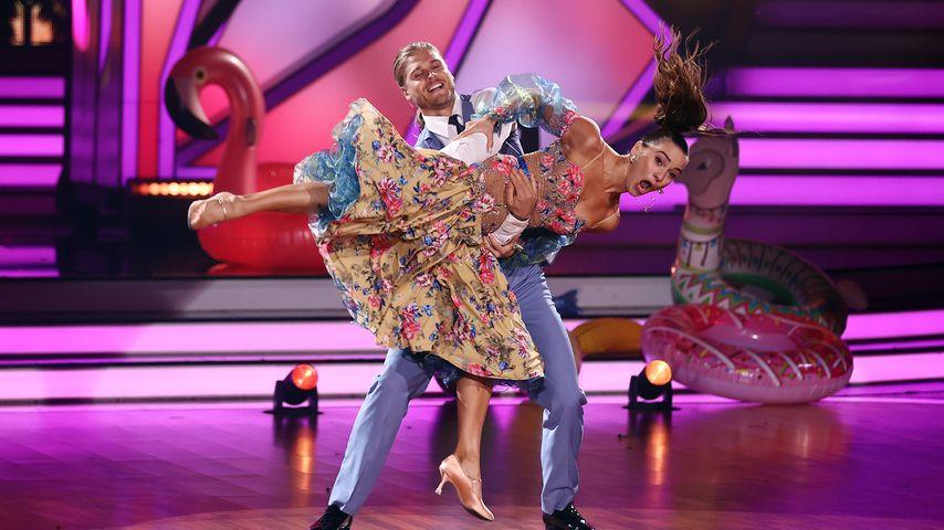 """Rúrik Gíslason und Renata Lusin in der fünften """"Let's Dance""""-Liveshow"""