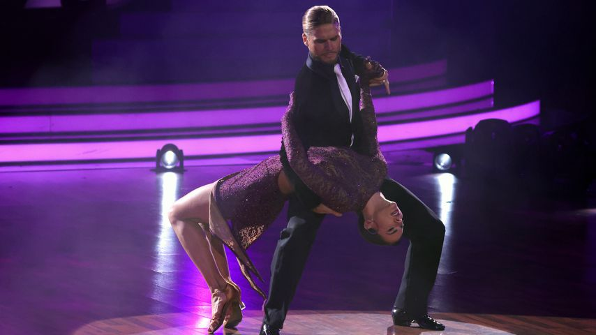 Rúrik Gislason und Renata Lusin bei Let's Dance