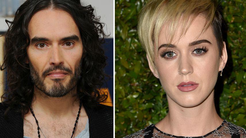 Nach Scheidung: So denkt Russell Brand heute über Katy Perry