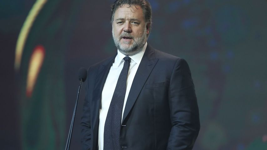 Russell Crowe im Dezember 2017