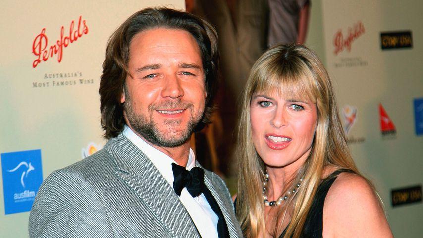 """""""Crocodile Hunter""""-Witwe Terri Irwin datet nun Russell Crowe"""