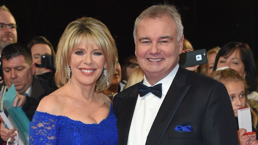 "Ruth Langsford und Eamonn Holmes bei den ""National Television Awards"" in London"