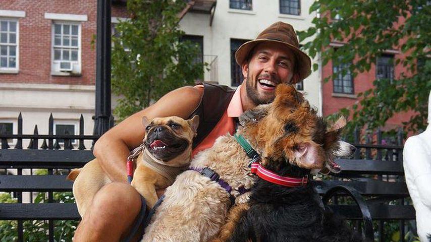 Ryan Fischer, Hundesitter