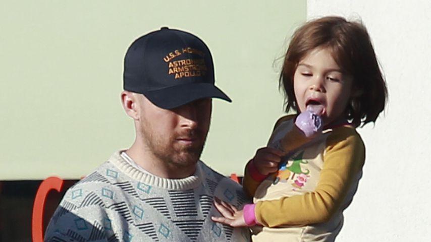 Ryan Gosling und seine Tochter Esmeralda