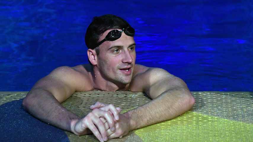 Ryan Lochte in Las Vegas