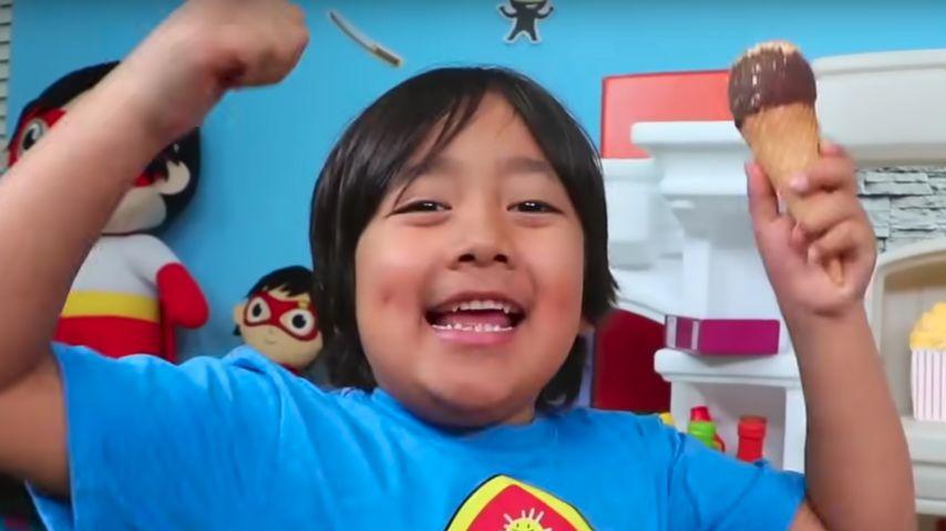 Der reichste YouTuber im Jahr 2019 ist erst acht Jahre alt!